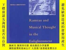 二手書博民逛書店Rameau罕見And Musical Thought In The EnlightenmentY255562