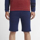 Hurley 幻影系列(超機能) - PHANTOM SESSION FLEECE SHORT刷毛布短褲 -男(深藍)