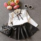 韓版《波浪公主款》甜美長袖上衣C4-2...