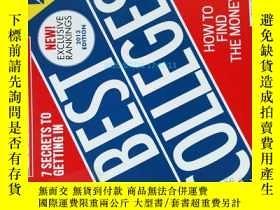 二手書博民逛書店BEST罕見COLLEGES U.S.NEWS & WORLD REPORT 2013 EDITIONY146