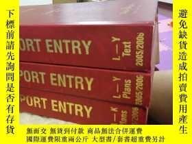 二手書博民逛書店guide罕見to port entry 三本Y282666 出