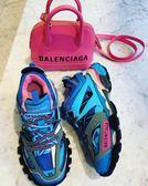 ■專櫃84折■Balenciaga Track 女款運動鞋 藍色 IT 36 / 37/38/39/40