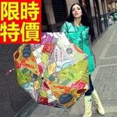 雨傘-防曬獨特優質抗UV男女遮陽傘1色57z25[時尚巴黎]