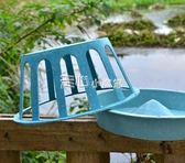 餵食器 食槽水槽、食槽、飲食器,料桶,小雞自動料筒,餵食器 喂水器   走心小賣場