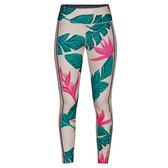 Hurley  HANOI SURF LEGGING 長褲-LEGGING-HANOI-綠(女)