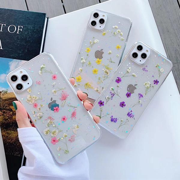 三星 S20+ S20 Ultra S10 S10+ Note10 Lite Note10+ 乾燥花殼 手機殼 全包邊 軟殼 保護殼