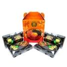 《燕巢 妙星》蜜煉黑棗干 禮盒 (黑棗420gX4入)
