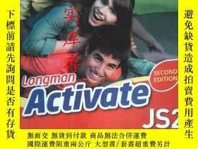 二手書博民逛書店Activate罕見js32 Grammar book英文原版Y