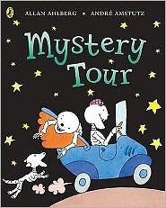 【麥克書店】MYSTERY TOUR /英文繪本