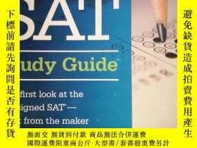 二手書博民逛書店SAT罕見Study GuideY422548 The College Board College Board