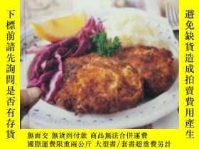 二手書博民逛書店The罕見Food and Cooking of Poland: