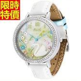 鑽錶-有型獨特個性女手錶5j88[巴黎精品]