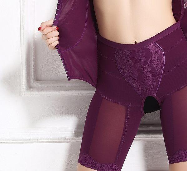 秋冬強力收腹全效束身束腿提臀束身全面打造束身無痕連體衣-11617001014