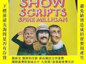 二手書博民逛書店The罕見Coon Show Scripts(英文原版)Y208076 Milligan, Spike, ed