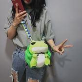 流行女包斜背包斜背旅行青蛙2018迷你仙女迷你夏天上新小包包女