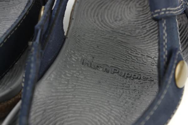 Hush Puppies 涼鞋 深藍色 男鞋 no051