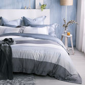 MONTAGUT-城市夜曲100%萊賽爾纖維天絲被套床包組(加大)