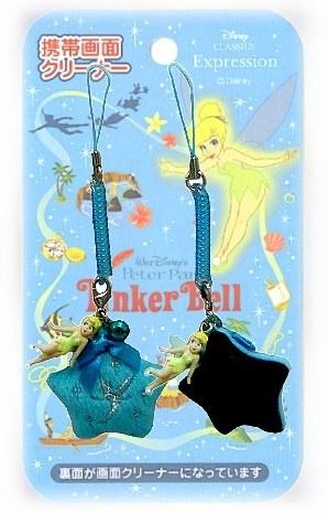 【波克貓哈日網】★迪士尼卡通風★小叮鈴手機吊飾可愛芭比風