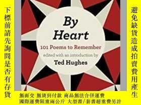 二手書博民逛書店By罕見Heart: 101 Poems to Remember