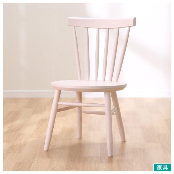 ◎實木餐椅 NUTS WW 橡膠木 NITORI宜得利家居