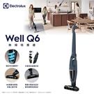 【Electrolux 伊萊克斯】Well Q6 無線吸塵器 (WQ61-1EDBF) 專為硬質地板設計
