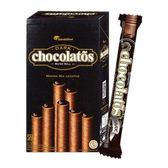 印尼 黑雪茄巧克力威化捲(16gx20支入)【小三美日】零嘴/團購