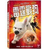 迪士尼動畫系列限期特賣 雷霆戰狗 DVD (音樂影片購)