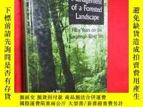 二手書博民逛書店Ecology罕見and Management of a For