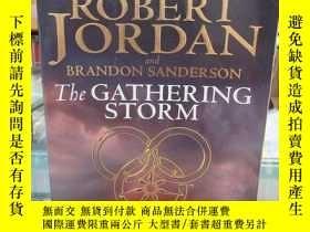 二手書博民逛書店the罕見gathering stormY17268 ROBERT JORDAN&BRANDON SA