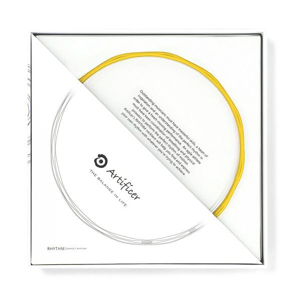 【Artificer】RHYTHM 項鍊-黃色