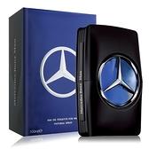 Mercedes Benz 賓士 王者之星男性淡香水 (100ml) EDT-國際航空版