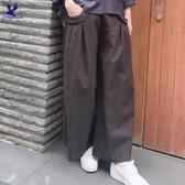 【春夏新品】American Bluedeer - 休閒闊腿褲(特價)  春夏新款