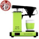 金時代書香咖啡   Moccamaster 單杯濾泡式咖啡機 CUP ONE G 青草綠色 (歡迎加入Line@ID@kto2932e詢問)