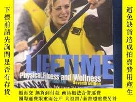 二手書博民逛書店LIEFTIME Physical罕見Fitness and Wellness Seventh Edition奇