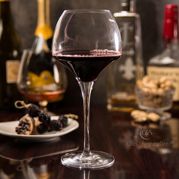 法國Chef & Sommelier水晶玻璃杯470ml 高腳杯 紅酒杯 C&S 水晶杯