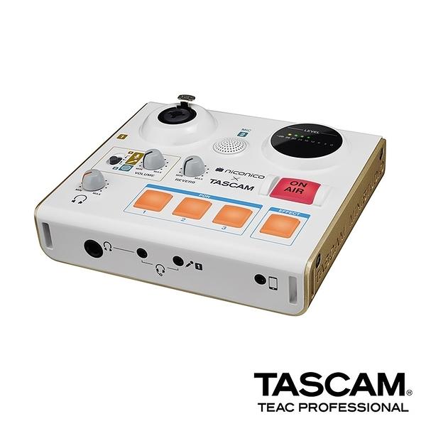 黑熊館 TASCAM 達斯冠 US-32 MiNiSTUDIO PERSONAL 錄音介面 直播 廣播 訪談