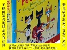 二手書博民逛書店英文原版罕見Pete the Cat s Sing Along
