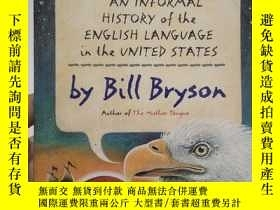 二手書博民逛書店MADE罕見IN AMERICAY276084 Bill Bry