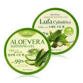 韓國 Bella Beauty 保濕凝膠 300mL 絲瓜/蘆薈/貝拉美人 ◆86小舖◆