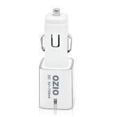 OZIO方形USB車用充電器