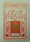 超級金桃No.66撲克牌(大) 24打/箱