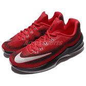 【六折特賣】Nike 籃球鞋 Air Max Infuriate Low EP 紅 黑 運動鞋 氣墊 XDR 耐磨大底 男鞋【PUMP306】 866071-600