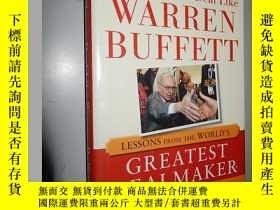 二手書博民逛書店How罕見to Close a Deal Like Warren