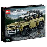 樂高積木 LEGO 2019《 LT42110 》科技 Technic 系列 - Land Rover Defender / JOYBUS玩具百貨
