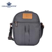 【COLORSMITH】SP8・斜背隨身小包-灰色・SP8-1162-GY