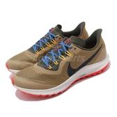 Nike 慢跑鞋 Air Zoom Pegasus 36 Trail 卡其 綠 男鞋 越野 【PUMP306】 AR5677-200