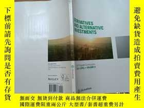 二手書博民逛書店LEVEL罕見I VOLUME 6 DERIVATIVES AND ALTERNATIVE INVESTMENTS