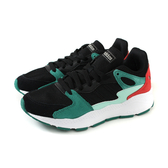 adidas CHAOS 運動鞋 老爹鞋 黑/綠 女鞋 EF1050 no689