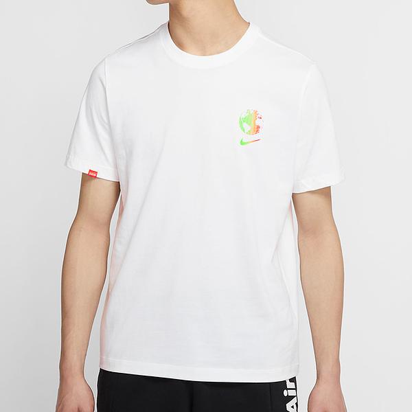 【現貨】Nike Sportswear Worldwide 男裝 短袖 地球 東京 休閒 白【運動世界】CW5836-100