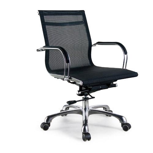 潔保 CP-365中背網椅  S1-52010004
